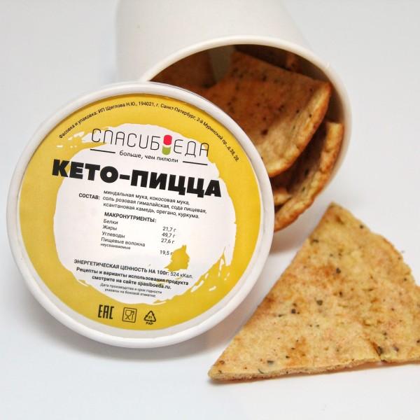 КЕТО-ПИЦЦА (смесь для выпечки)