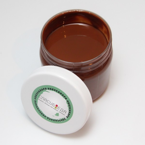 Натуральная миндальная паста 500 грамм