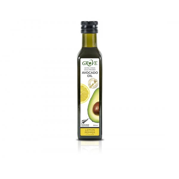 Масло АВОКАДО EXTRA VIRGIN со вкусом Лимона и Перца 250 мл